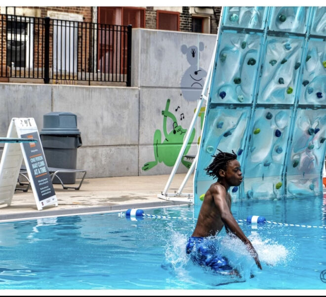 Making a Splash - 2